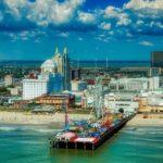 Atlantic City an der Ostküste