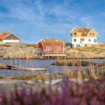 Skandinavische Ferienhäuser