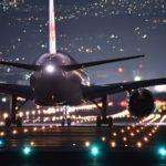 Start eines Flugzeuges