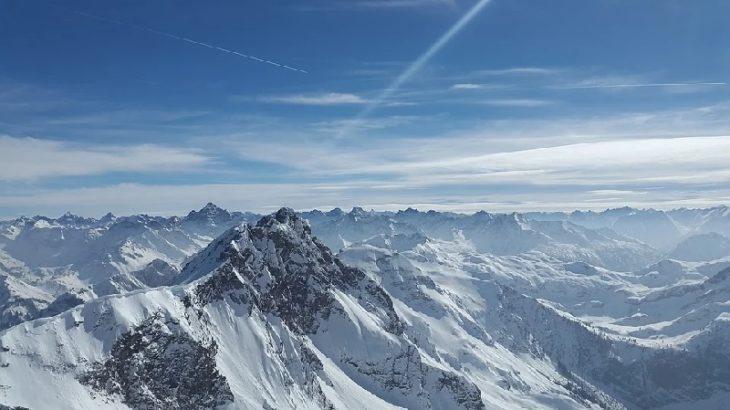 Berge zum Klettern