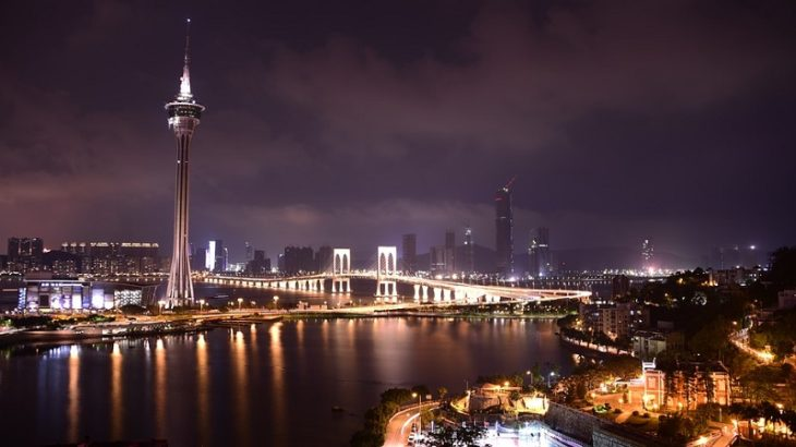 Macau in China