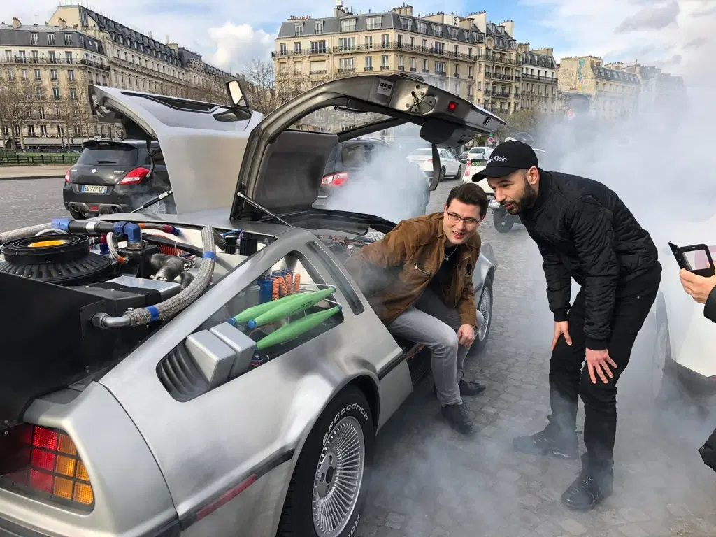 Mohamed Ali Oukassi - Autoshow Paris