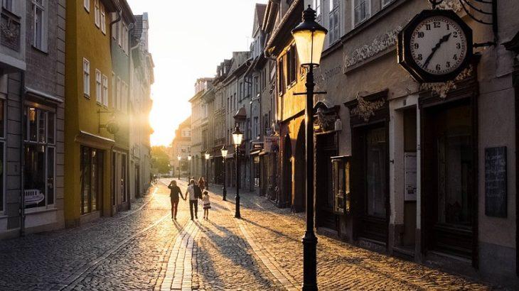 polnische Stadt